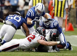 Indianapolis Colts vs. Houston Texans2