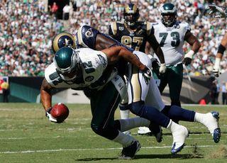 Philadelphia Eagles vs. St Louis Rams