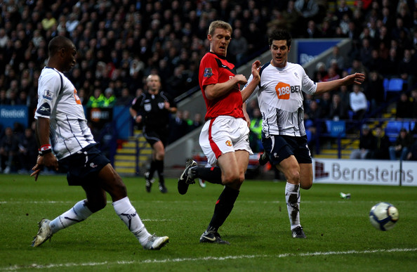 Bolton Wanderers vs. Manchester United